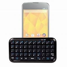 mini bluetooth tastatur f 252 r lg nexus 4 smartphone
