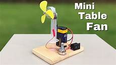 how to make electric table fan very powerful youtube