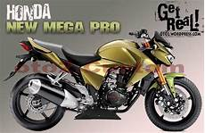 Modifikasi Megapro New by Gambar Modifikasi Motor Mega Pro New