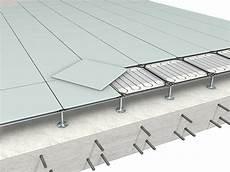 pavimenti isolanti radial flot pavimento radiante a secco per terziario