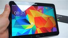samsung galaxy tab 4 10 1 tablet unboxing new 2014