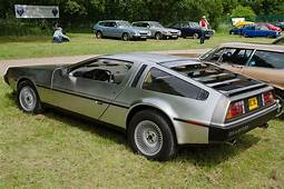 DeLorean DMC 12 Gallery  Best Movie Cars