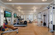A Look At 12 Luxury Home Gyms Homes Of The Rich