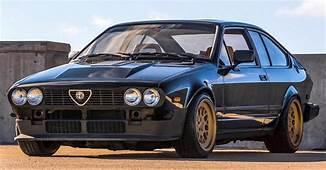 Alfa Romeo GTV6  Gtv6 Classic Cars