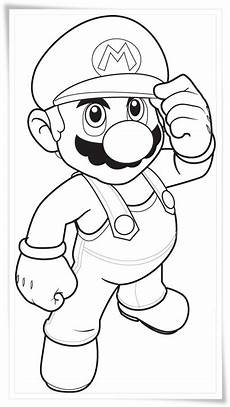 Ausmalbilder Zum Drucken Mario Ausmalbilder Zum Ausdrucken Ausmalbilder Mario