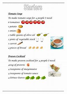 ks3 proportions recipe ingedients by alex1607 teaching resources