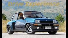 Renault 5 Turbo 2 Davide Cironi Drive Experience Eng