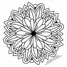 malvorlage blume coloring pages colorful flowers color