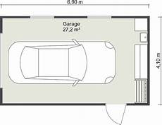 plan garage 20m2 garage plans roomsketcher