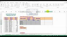 video tutorial ms excel 2013 cara membuat mengolah data dengan fungsi data tabel consolidate
