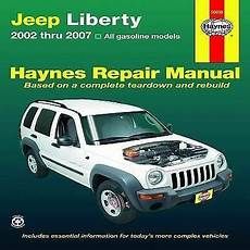 service and repair manuals 2010 jeep liberty spare parts catalogs 2002 2007 haynes jeep liberty repair manual 1563927942 ebay