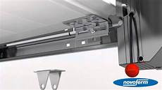 E Garage Door Systems by Novoport Sectional Garage Door System Iso 45 With Vertical