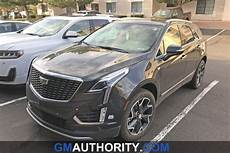 2020 cadillac xt5 refresh undisguised photo
