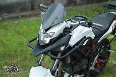 Honda Cb150r Modif Adventure by Inikah Honda Cb150x Itu Bukan Ini Cb150r Modif Sport