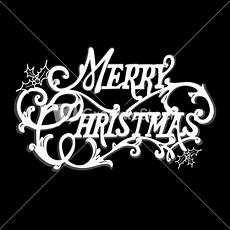 black and white christmas cards stock image