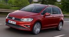 Golf Sportsvan 2018 - 2018 volkswagen golf sportsvan gets sharpened design new