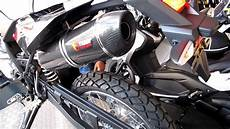 yamaha wr 125 tiger exhaust system oval carbon rs