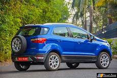 2018 ford ecosport facelift automatic review 26 thrust zone