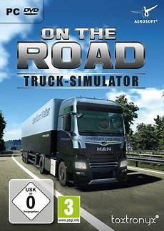 on the road truck simulator pc spiel buecher de