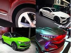 Les Modes De L Automobile 224 Retenir Au Salon De 232 Ve 2018