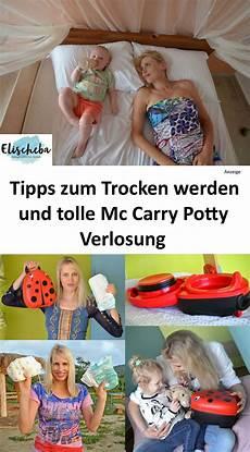 tipps zum trocken werden und my carry potty verlosung mit