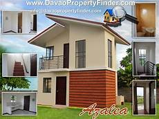 low cost simple two storey house design philippines villa monte maria