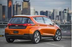 Chevrolet Bolt Concept Naias 2015 Gm Authority