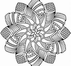 mandala flower coloring pages difficult 17895 free printable flower mandala coloring pages at getdrawings free