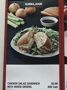 new food court sandwich delicious costco