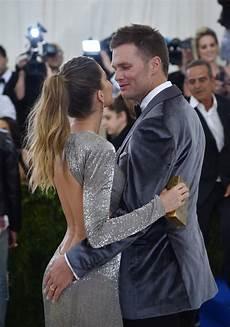 Tom Brady Gisele Bündchen - gisele bundchen and tom brady at the met gala 2017
