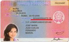 carta di soggiorno pin permesso di soggiorno con il test d italiano
