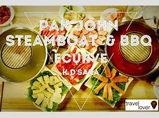 [Halal] Pak John Steamboat & BBQ @ Ecurve , Kota Damansara