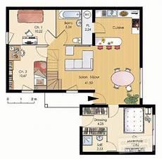 Plan De Maison Maison Modulable Faire Construire Sa Maison