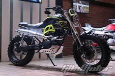 honda verza modif sport deretan all new honda cb150 verza custom gilamotor