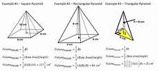 pyramid surface area volume calculator