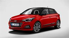 hyundai i20 updated with bold design and new tech