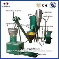 100 300kg h capacity chicken duck rabbit pig cattle poultry feed pellet mill machine line in