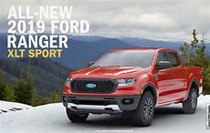 nine flavors of the new 2019 ford ranger which one is