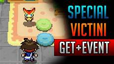 in black 2 how where to catch get special victini event in