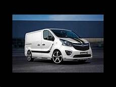 Opel Vivaro Tuning By Irmscher