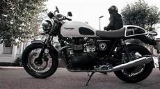 2015 New Triumph Thruxton 900 Ace Special Edition Promo