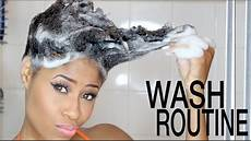 natural hair wash routine this chic natural chocolate informed online magazine