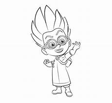 pj masks coloring pages to and print for free