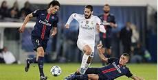 Real Madrid Yatomboye Psg Muri 1 8 Cya Chions League