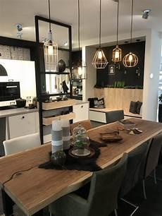 salle à manger en bois cuisine style atelier table 224 manger en bois cuisine