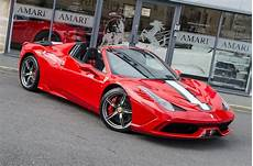 458 Speciale Aperta Is Available For Purchase Are