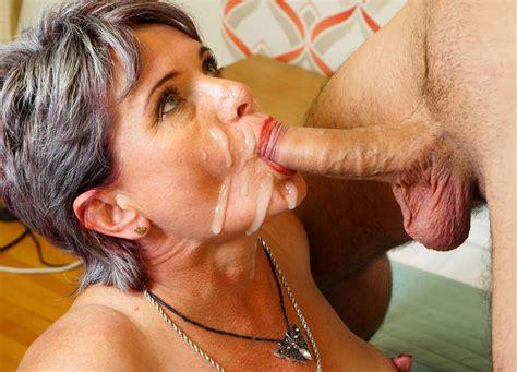 Granny Deepthroat