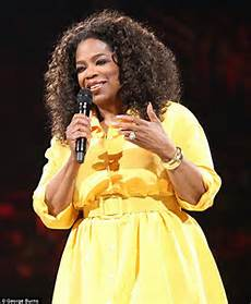 oprah winfrey to tour australia new zealand in december daily mail online