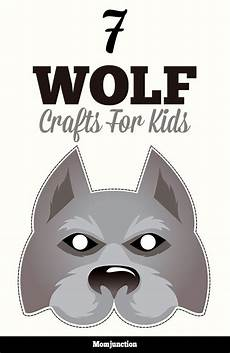 top 7 wolf craft ideas for wolf craft wolf