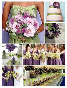 purple and green wedding wedding color theme ideas wedding by the color